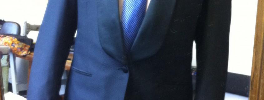 Bespoke dinner suit