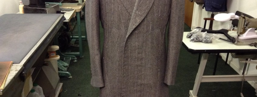 Chesterfield Overcoat