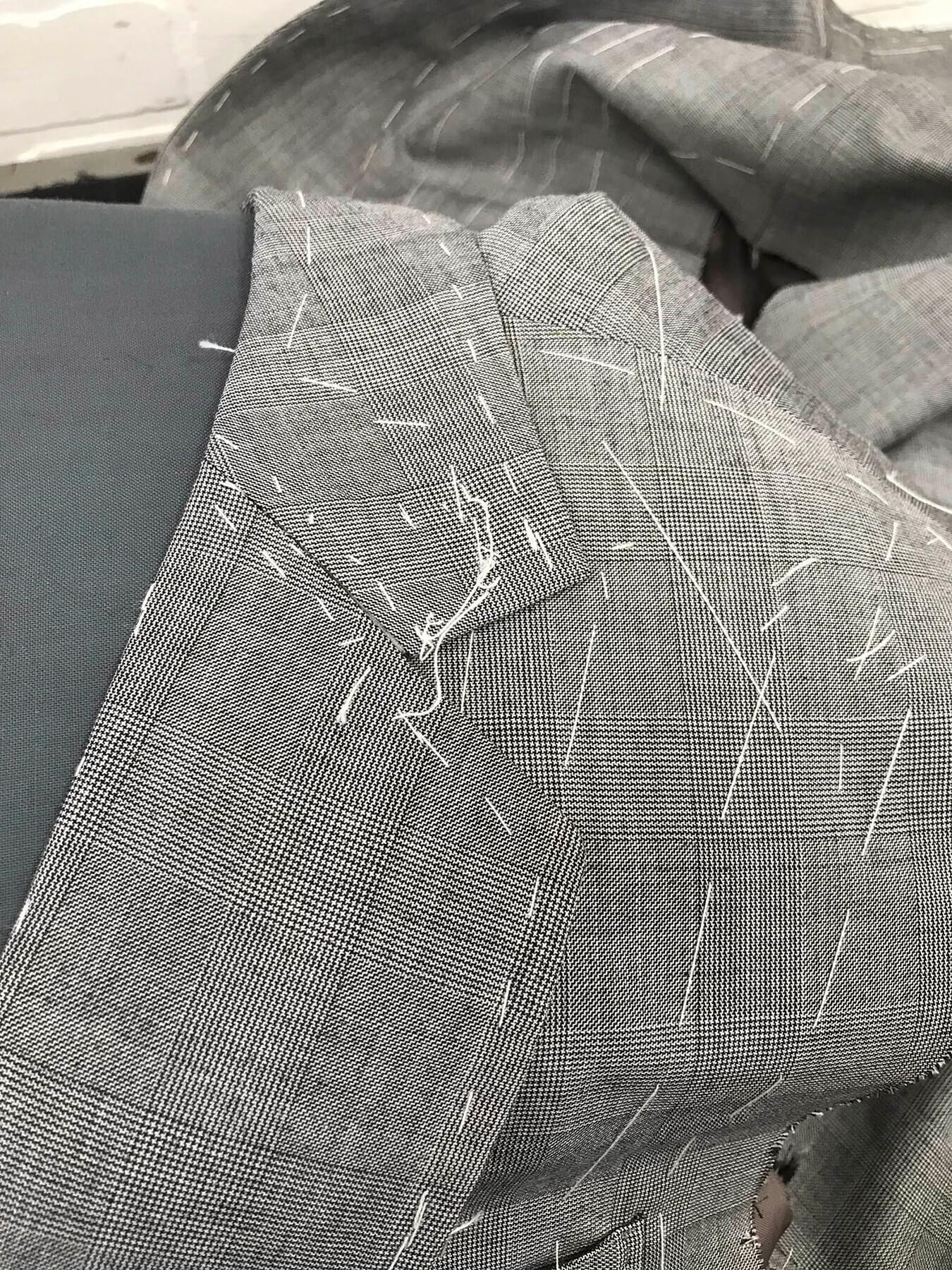 Bespoke Tailored Collars.