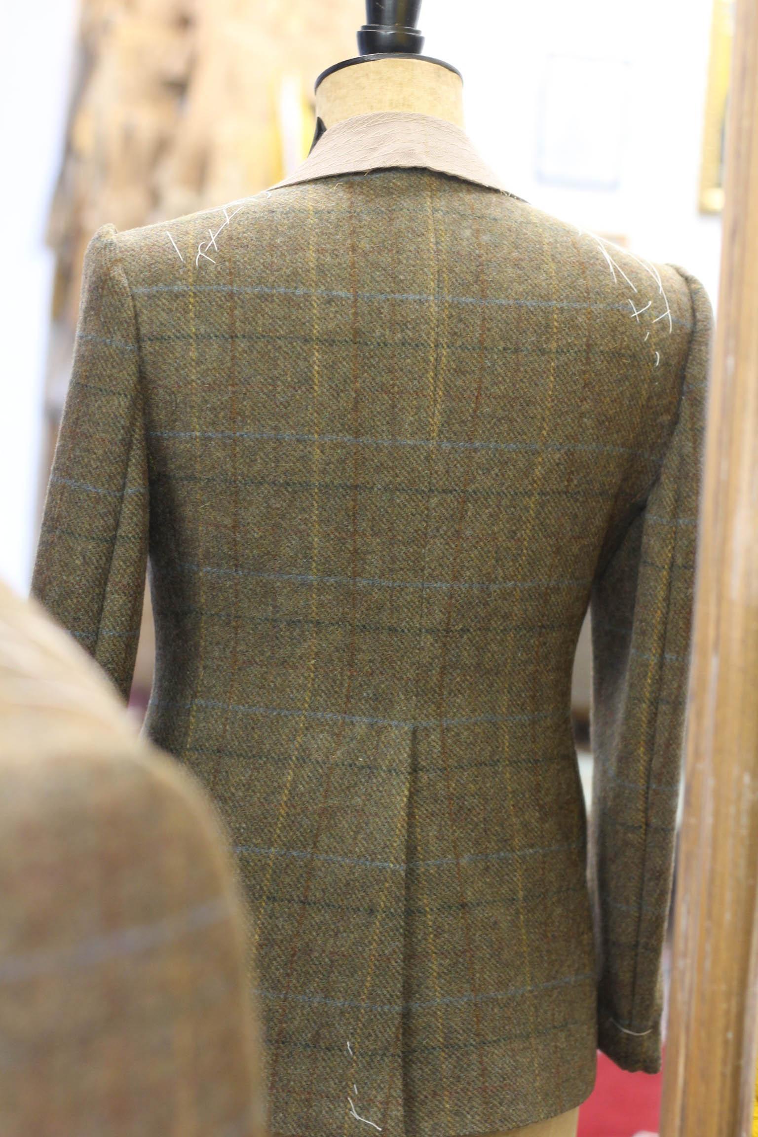 Ladies bespoke jackets