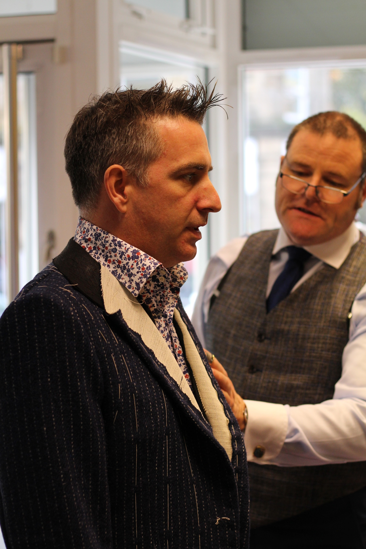 How To Choose Your Tailored Suit Tailors Leeds